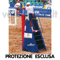 foto Tribunetta arbitro beach volley