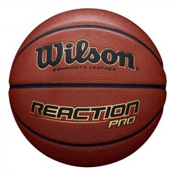 foto PALLONE DA BASKET WILSON REACTION PRO