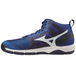 foto WAVE SUPERSONIC 2 MID  BLU MIZUNO